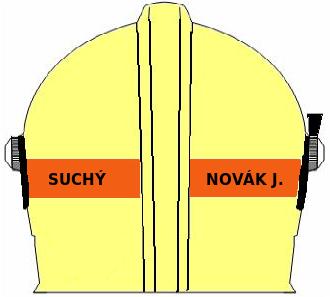 JSDH - velitel jednotky nebo družstva