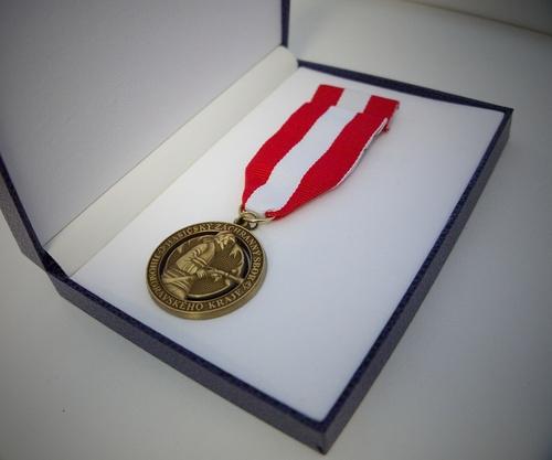 Pamětní medaile HZS JmK